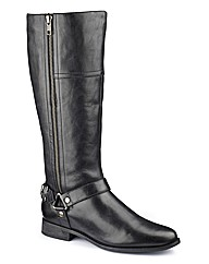 Legroom Riding Boot Super Curvy Width E