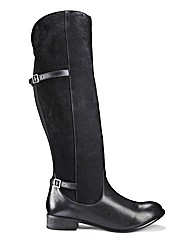 Legroom Over Knee Boot Standard E Fit