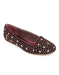Joe Browns Studded Pump EEE Fit