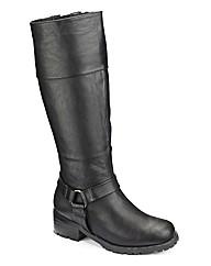 Simply Be Hi Leg Boot E Fit
