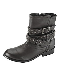 Joe Browns Stud Ankle Boot EEE Fit