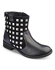 Catwalk Collection Ankle Boots E Fit