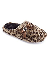 Simply Be Sequin Mule Slipper