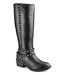 Anna Scholz Studded Boot EEE Fit
