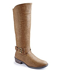 Legroom Wear 2 Ways Boot Curvy Calf E