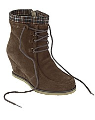 Joe Browns Wedge Boot E Fit