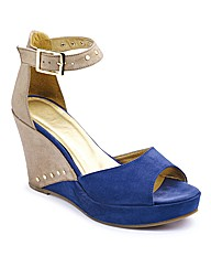 Platform Wedge E Fit