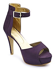 Platform Stiletto E Fit