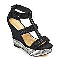 Catwalk Collection Wedge E Fit