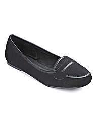 Sole Diva Loafer EEE Fit