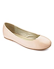 Sole Diva Ballerina EEE Fit