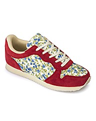 Sole Diva Printed Trainer E Fit