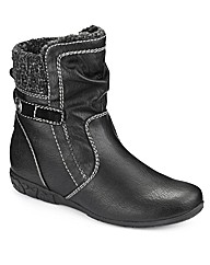 Relife Ankle Boot EEE Fit