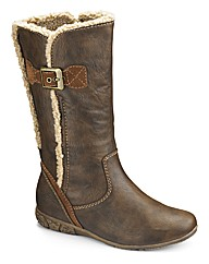 Relife Hi Leg Boots E Fit