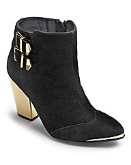 Leather (Suede) Boots E Fit