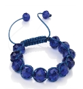 Petal Dolls Fashion Blue Bracelet