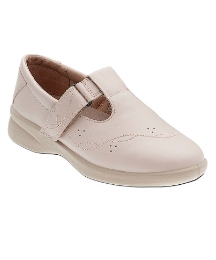 Padders Bone Rachel T Bar Shoe