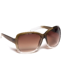 M:UK Brown Kate Sunglasses