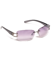 M:UK Pewter Yasmine Sunglasses