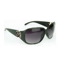 M:UK Black Ditto Sunglasses