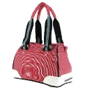 Rocket Dog Daisy Red Stripe Bowling Bag