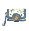 Rocket Dog Lavender Blue Chloe Wristlet