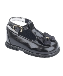 Early Days Girls First Walker Shoes