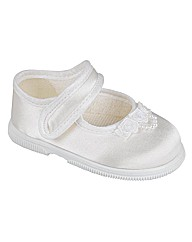 Early Days White Special Occasion Shoes