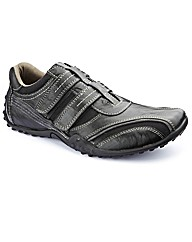 Jacamo Casual Touch & Close Style Shoes