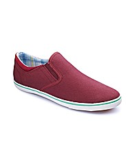 Pod Slip On Canvas Shoes