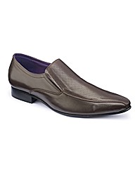 Black Label By Jacamo Slip On Shoes