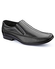 Jacamo Slip On Shoes Extra Wide Fit