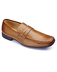 Jacamo Moccasin Shoes Extra Wide Fit
