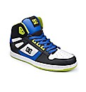 DC Lace Up Hi-Top Trainers