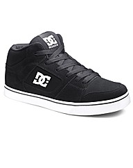 DC Lace Up Hi Tops