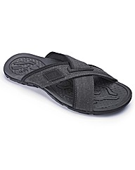 Caterpillar Cross Over Sandals