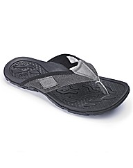 Caterpillar Toe Post Sandals