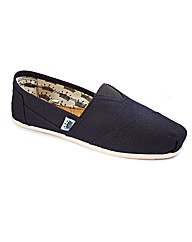 We Are Saints Slip On Shoes