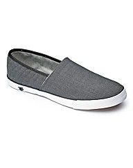 Deakins Slip On Pumps