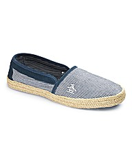 Penguin Espadrille Slip On Shoes