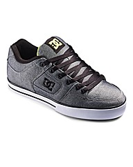 DC Shoes Lace Up Skate Trainers