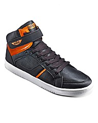 Label J Hi-Top Trainers