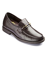 Stride Tall Slip On Shoes Wide Fit