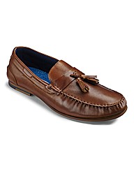 Label J Tassel Loafers