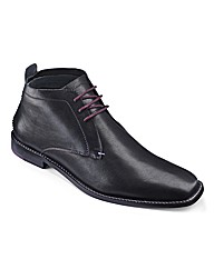 Black Label By Jacamo Boots Wide Fit
