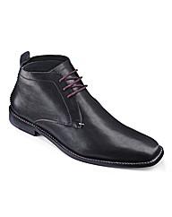 Black Label By Jacamo Boots Wide Fit