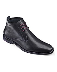 Black Label By Jacamo Boots Standard Fit