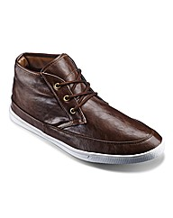 Label J Casuals Boots Extra Wide Fit