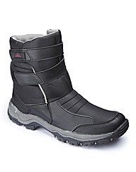 Snowdonia Touch and Close Snow Boots S