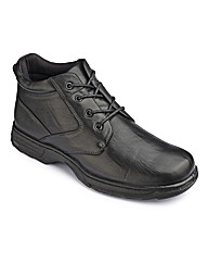 Cushion Walk Mens Boots Wide Fit